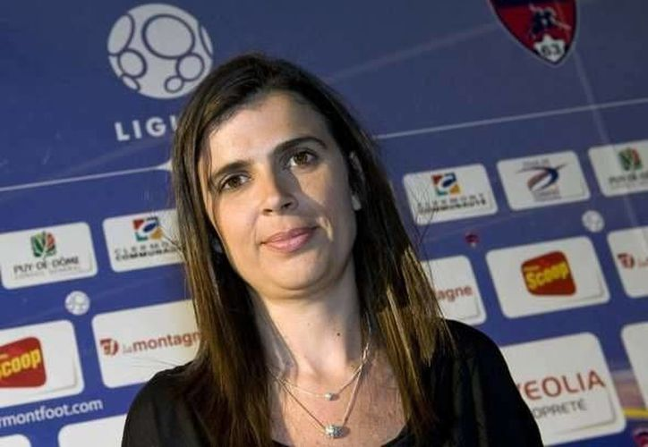 Helena Costa declaró hace un mes que estaba dispuesta a ser la primera mujer entrenadora del Clermont. Finalmente se arrepintió. (ole.com)