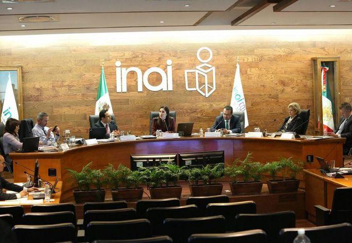El Inai pidió información sobre funcionarios de la Secretaría de Comunicaciones. (Archivo/Notimex)