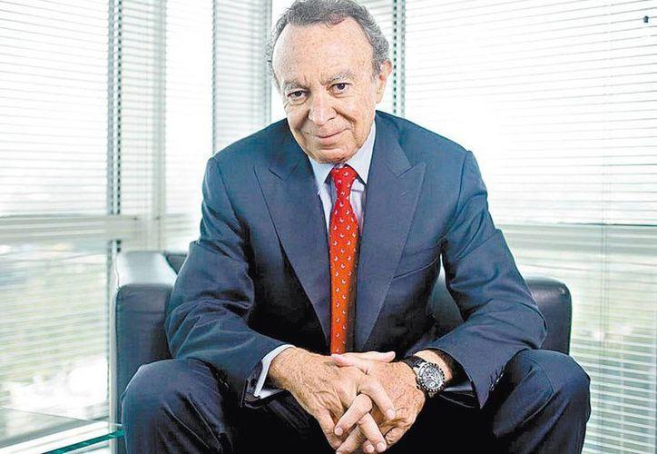 Guillermo Ortiz, exfuncionario y ahora presidente del grupo financiero Banorte. (Milenio)