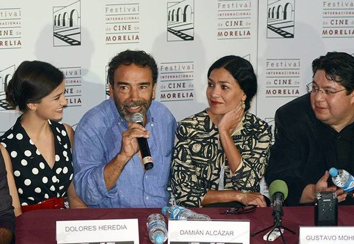 Damián Alcázar asegura que se enamoró de 'Eddie Reynolds y Los Ángeles de Acero' desde que leyó el guión. (Excélsior)