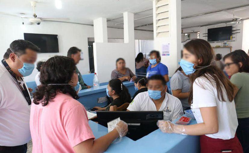 El Gobierno de Yucatán ha realizado diversas acciones en apoyo a la población durante la contingencia.