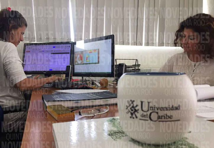 Especialistas de la Universidad del Caribe realizaron el estudio. (Paola Chiomante/SIPSE)