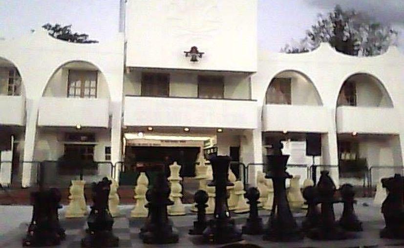 En el evento participaron 40 ajedrecistas. (Redacción/SIPSE)