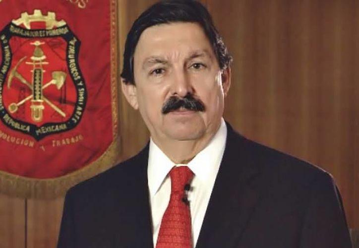 Napoleón Gómez Urrutia ha librado durante años una batalla jurídica. (stprmsec40.org)