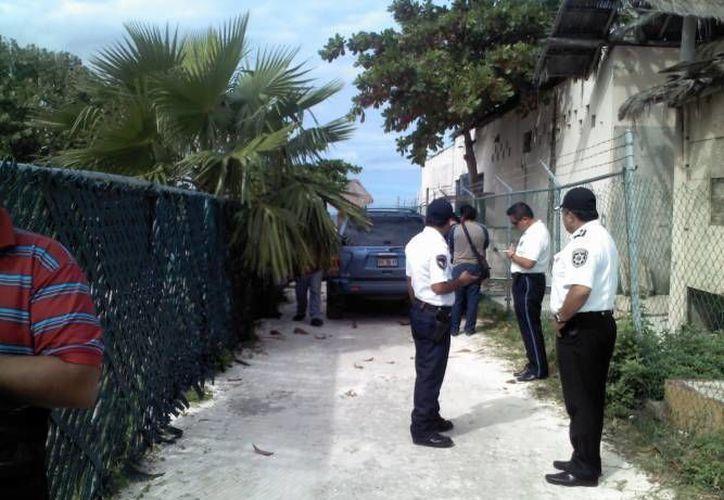 En la reunión se acordó que los elementos preventivos realizarán rondines constantes en las zonas donde se han registrados robos. (Harold Alcocer/SIPSE)