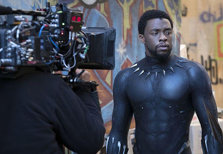 La cinta de superhéroes ha reunido más de mil 100 millones de dólares. (Marvel)