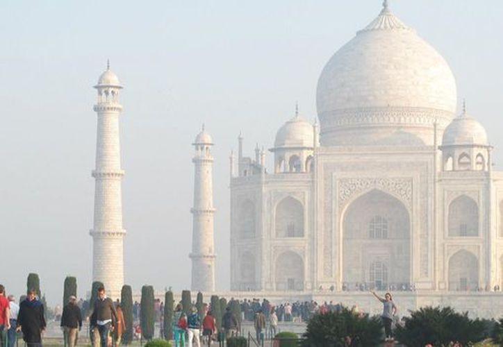 El Taj Mahal es una de las siete maravillas del mundo, fue construido en Agra por Shah Jahan, emperador mongol. (Foto: Enchanting Travels)