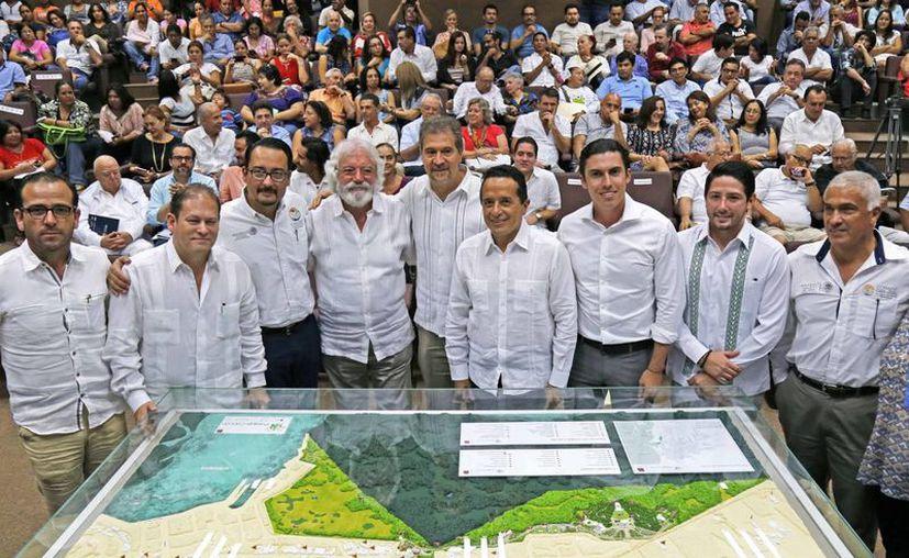 La primera inversión será de 25 millones de pesos para la construcción del acceso.   (Redacción/SIPSE)