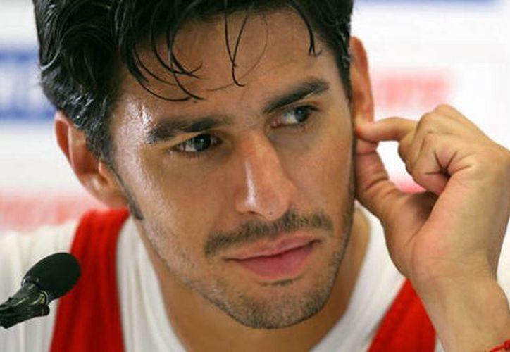 El goleador realizará trabajo especial durante la pretemporada que tendrá Chivas previo al arranque del Torneo de Clausura 2013. (Mexsport)