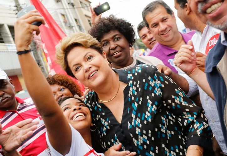 La presidenta de Brasil llegará a México este lunes; buscará profundizar la relación entre ambas naciones. (Archivo/Notimex)