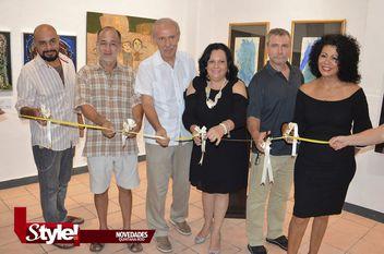 "Inauguran la exposición ""Art Full House"""