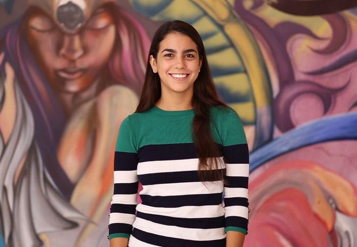 Ana Baquedano Celorio, estudiante de 23 años. (Milenio Novedades)