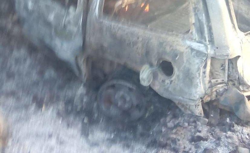 El accidente se registró en el kilómetro 256+900 de la autopista Cancún-Mérida. (Redacción/SIPSE)