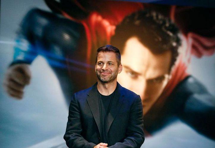 Zack Snyder (foto), director de la película <i>Batman v. Superman: Dawn of Justice</i>, decidió iniciar en septiembre la locación en Marruecos. (Archivo/Efe)