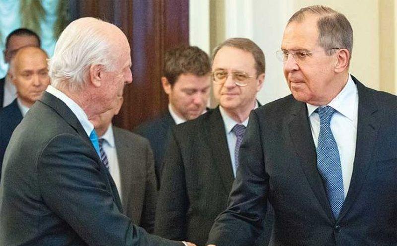 Trump invita a Putin a Washington