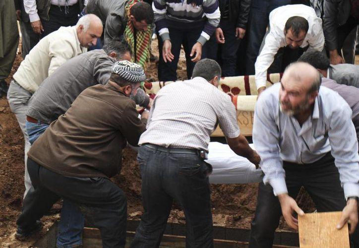 Al menos 108 menores han sido asesinados en Siria por el régimen desde que estalló el conflicto hace cuatro años. (Archivo/Notimex)