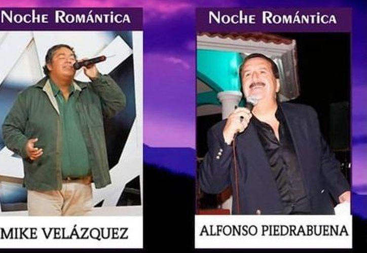 Entre los intérpretes invitados se encuentran Maricarmen Reyes, Mike Velázquez, Alfonso Piedrabuena y Raúl de Montserrat. (SIPSE)