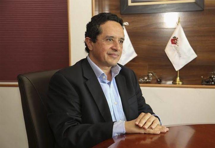 Carlos Joaquín habló a nivel nacional sobre los ataques armados que se registraron esta semana en Quintana Roo. (Contexto)