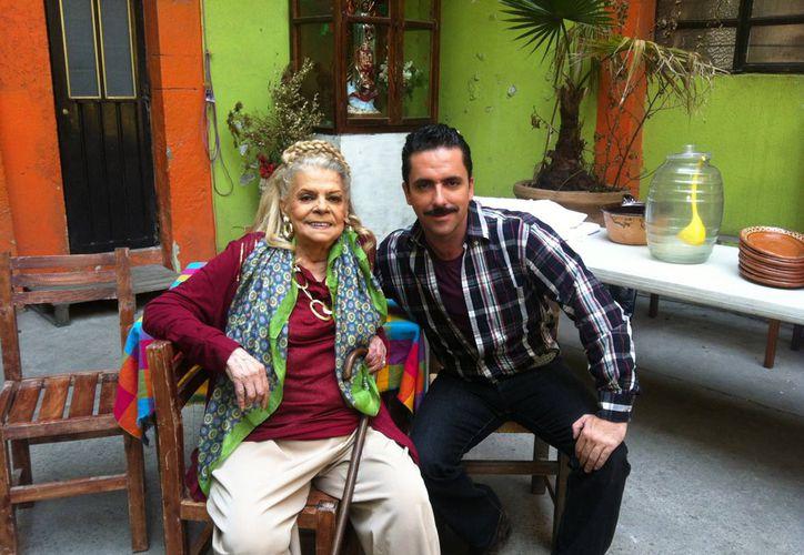 Los bailes catapultaron a la fama a Ninón Sevilla, pero las telenovelas mexicanas la consolidaron. (rafaelnegrete.com)