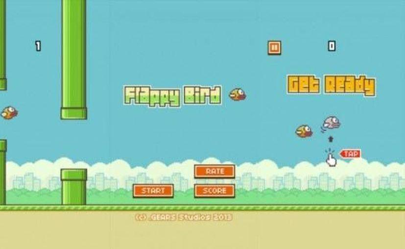 Flappy Bird tiene un diseño muy similar al de Mario Bros. (RT)