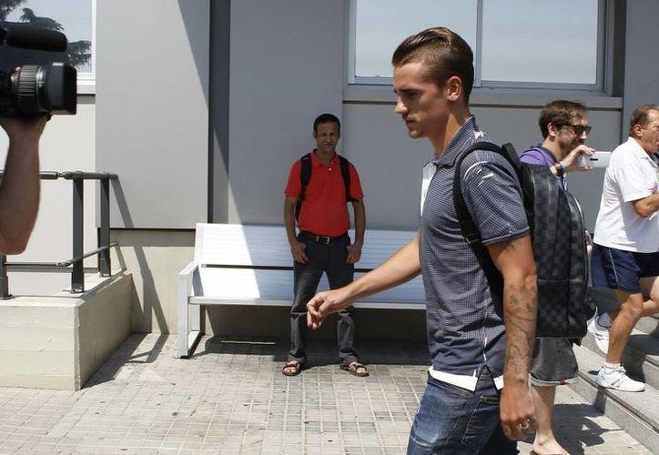 Griezmann ya jugó la Champions League con la Real Sociedad, pero ahora lo podrá hacer en un mejor club: Atlético de Madrid. (EFE)