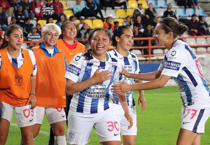 Viridiana marcó ocho goles en la temporada, y se convirtió en una de las grandes referentes de su equipo. (Foto: Redacción)
