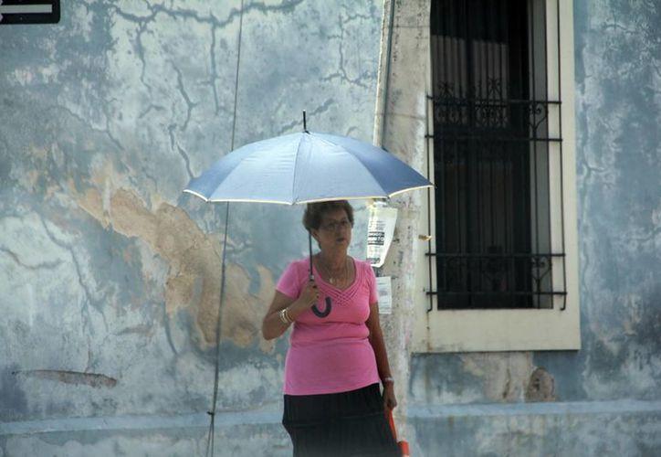 El viernes, la temperatura máxima fue de 36.8 grados en Mérida. (José Acosta/SIPSE)