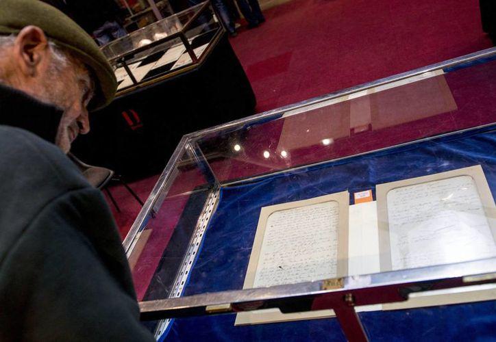 Napoleón escribió la carta el 16 de abril de 1821, a los 51 años y enfermo, unos 19 días antes de su muerte. (Agencias)