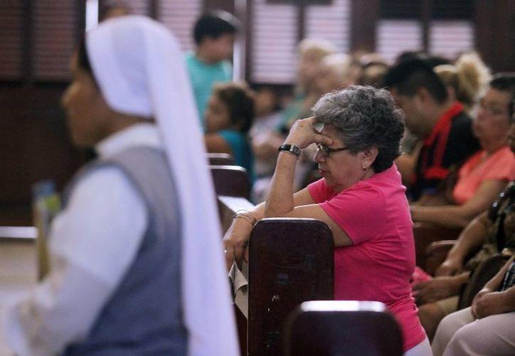 Las mujeres tienen una participación importante en la Iglesia. Inicia un cambio en el rito del lavatorio de pies en la misa de la Cena del Señor del Jueves Santo. (Milenio Novedades)