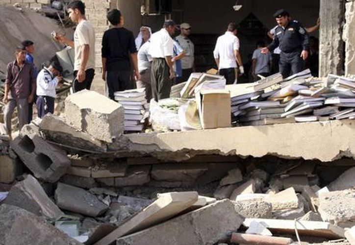 El terrorismo y la violencia sectaria han aumentado en Irak estos últimos meses. (Archivo/EFE)