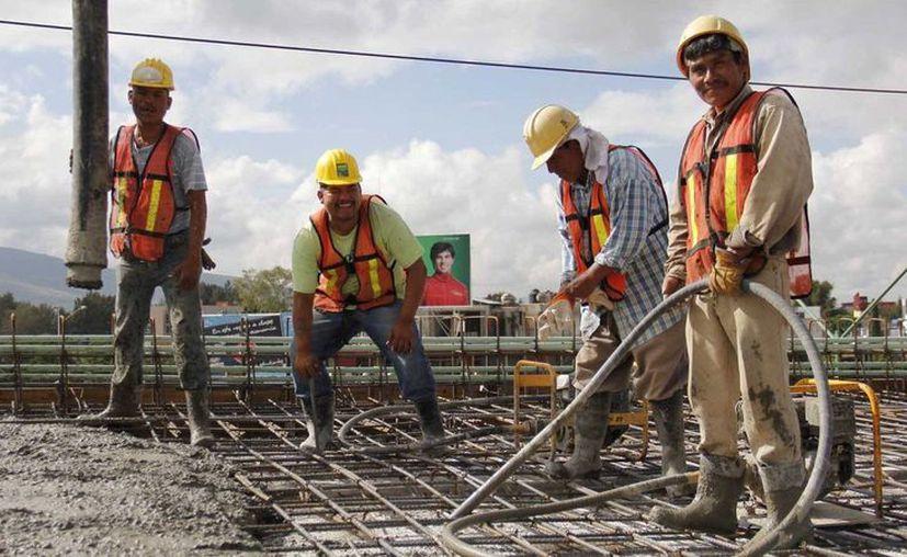 La industria de la construcción es la cuarta actividad que más aporta a la producción nacional. (Archivo/Agencias)