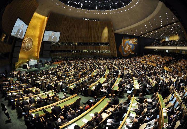 Los tres países que votaron en contra de la resolución fueron Siria, Corea del Norte e Irán. (EFE)