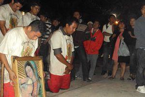 Festejos en honor a la Virgen de Guadalupe