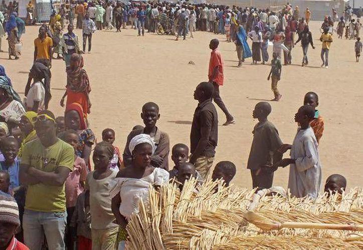 Los extremistas de Boko Haram amenazan con impedir las elecciones presidenciales en Nigeria el próximo 28 de marzo. (AP)