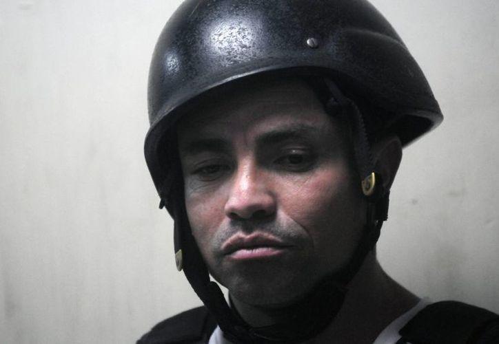"""Marvin Montiel Marín, alias """"El Taquero"""", fue sentenciado a 820 años de prisión por el crimen de 15 personas de origen nicaragüense y un holandés. (Archivo/EFE)"""