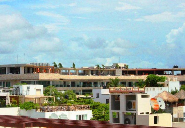 El sector inmobiliario espera tener un buen inicio de 2016 en Playa del Carmen. (Daniel Pacheco/SIPSE)