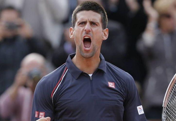 Novak Djokovic sigue siendo el número uno del mundo. (Agencias)