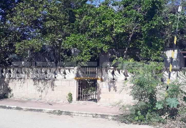 El señor que fue reconocido como Don Manuel fue  encontrado muerto en un predio de la colonia Plan de Ayala Sur. (Aldo Pallota/SIPSE)