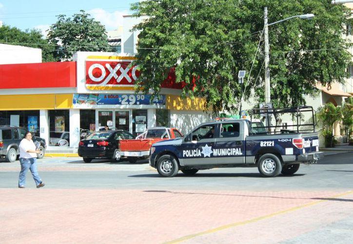 Redoblarán la vigilancia en las áreas de playa, en la vía turística y en las principales avenidas de la ciudad. (Alida Martínez/SIPSE)