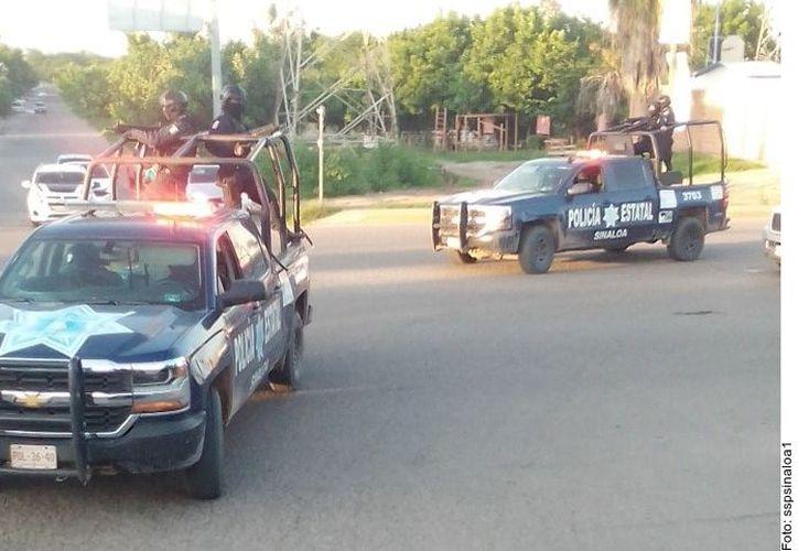La Secretaría de Seguridad comenzó un operativo y se distribuyeron 250 elementos de la Policía Estatal y de la Policía Municipal. (Agencia Reforma)
