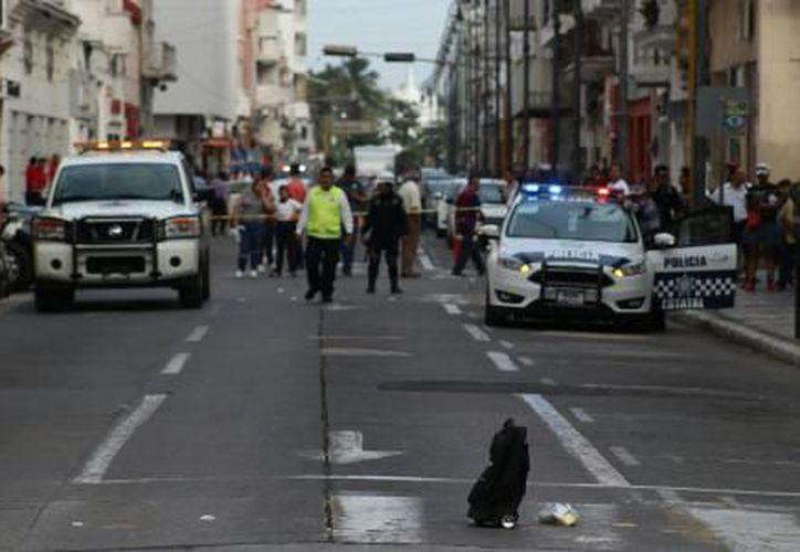 Mataron a Yendi Torres Castellanos en Veracruz. (El Financiero).