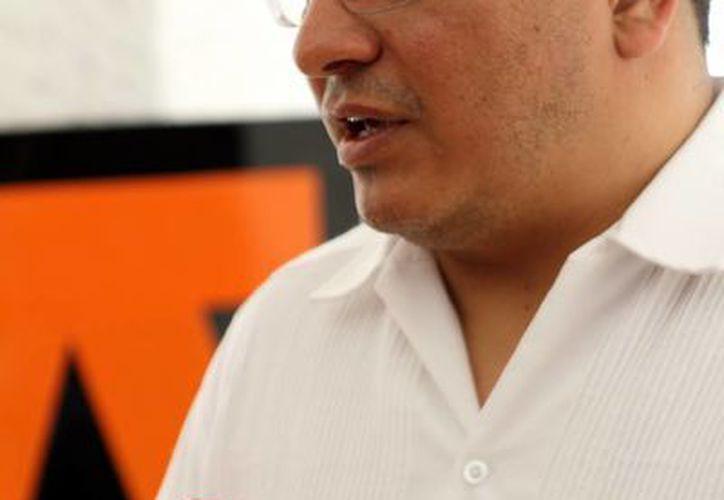 El presidente de la competencia y fundador de GreenMomentum, Luis Aguirre–Torres, indicó que cada año ha crecido en calidad y número la participación de Yucatán. (Milenio Novedades)