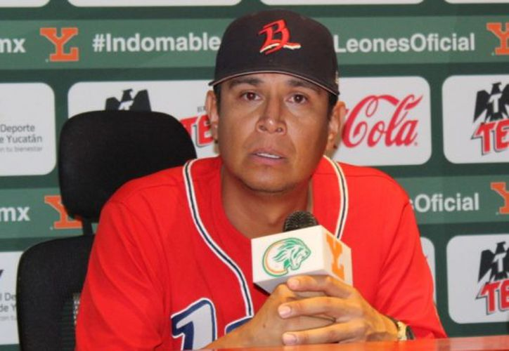 Luis Carlos Rivera. (Foto:Novedades Yucatán)