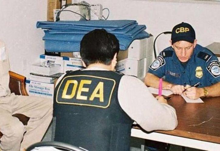 Jesús Héctor Palma Salazar, conocido como El Güero Palma, fue detenido en 1995. (PGR)