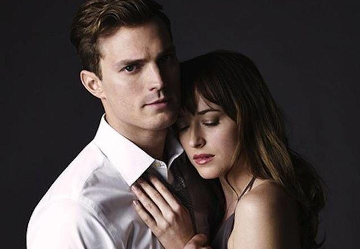 Luke Grimes, Jennifer Ehle forman parte del elenco protagónico de 'Cincuenta sombras de Grey, cuyo estreno en México está previsto para el 12 de febrero. (sensacine.com/Foto de archivo)