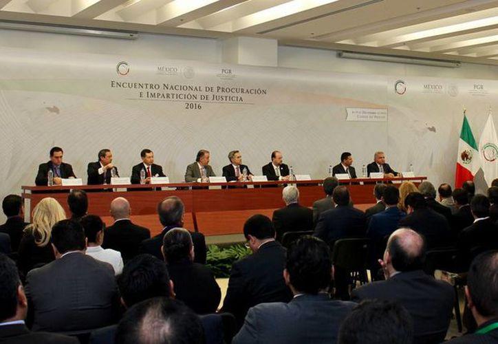 Se suma Yucatán a esfuerzos nacionales para fortalecer la procuración de justicia en todo el país. (Fotos cortesía del Gobierno)