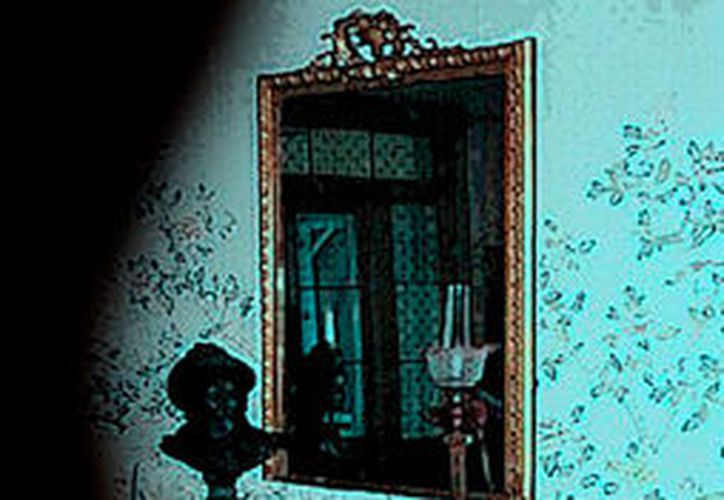 En imagen, 'El Espejo de Myrtles Plantation',  ubicado en Estados Unidos y el cual dicen que está maldito. (Internet)