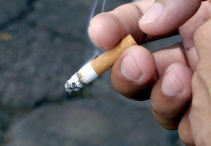 El tabaco deriva en enfermedades pulmonares obstructivas crónicas. (Israel Leal/SIPSE)