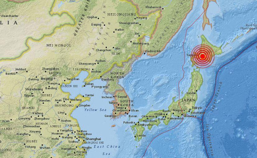 No se ha emitido alerta de tsunami. (RT)