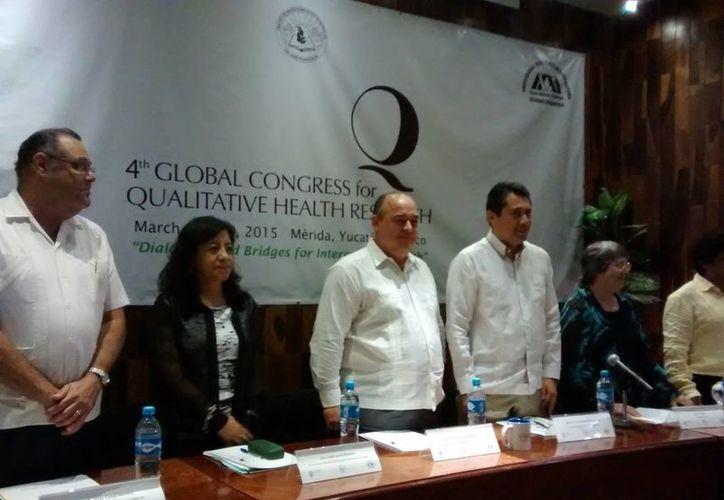 El IV Congreso Global de Investigación Cualitativa en Salud se realiza en Mérida del 18 al 10 de marzo, en la Uady. (SIPSE)